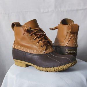 "L.L. BEAN 6"" Women's Classic Duck Boots"